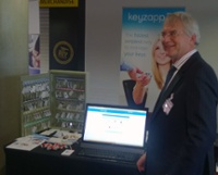 Key-management-stand-GLM-conference